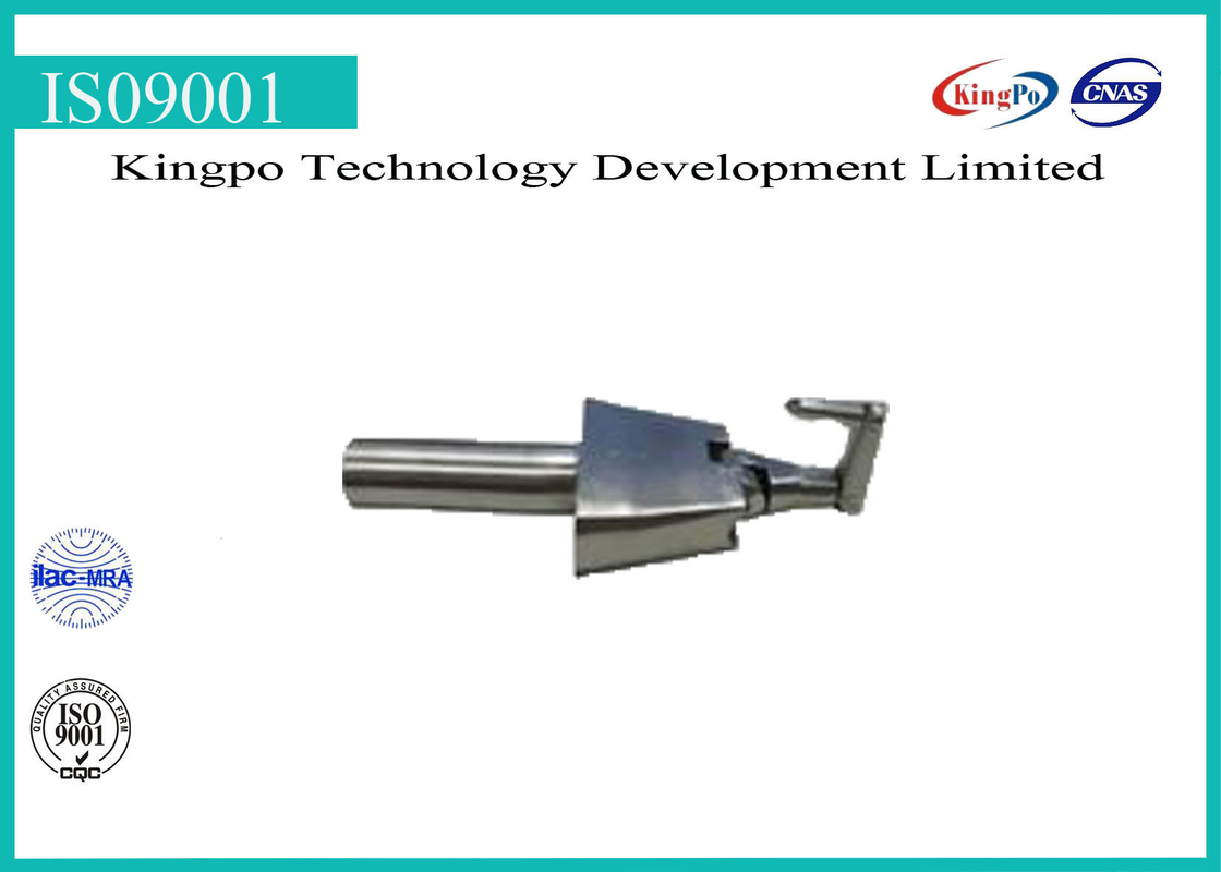 KingPo UL Test Finger , Ul Finger Probe With UL153 / UL507 / UL1026 / UL1082